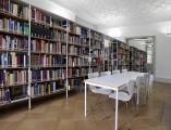 Weltkulturen Bibliothek,Foto Wolfgang Günzel