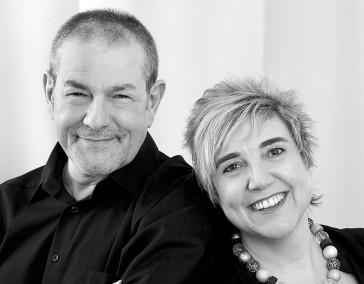 Katja Bitsch und Rolf Liebherr