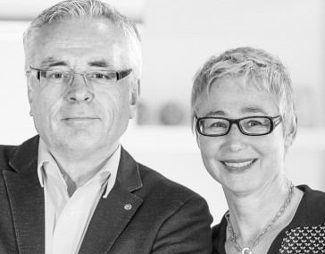 Thea und Peter Haas