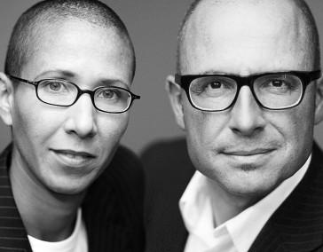 Hartmut A. Raiser und Kristina Lopes