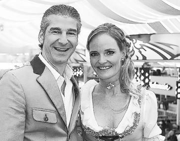 Daniela und Karl Maier