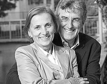 Eugenia und Rainer Schwing