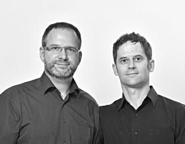 Björn Bertheau &  Ulrich Bähring