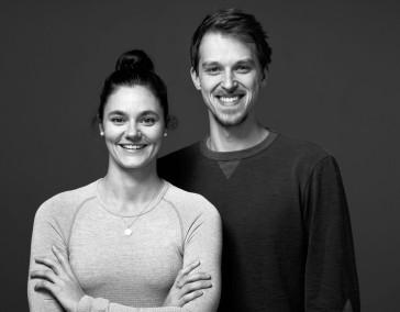 Michelle Wegener und Jan Edward Karczewski
